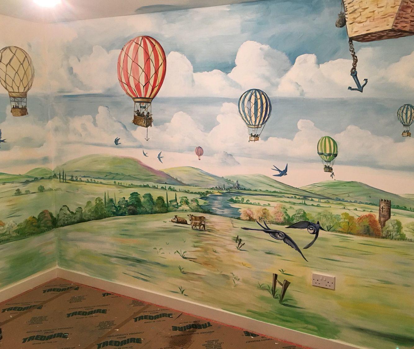 Unisex Kids Room Wall Art