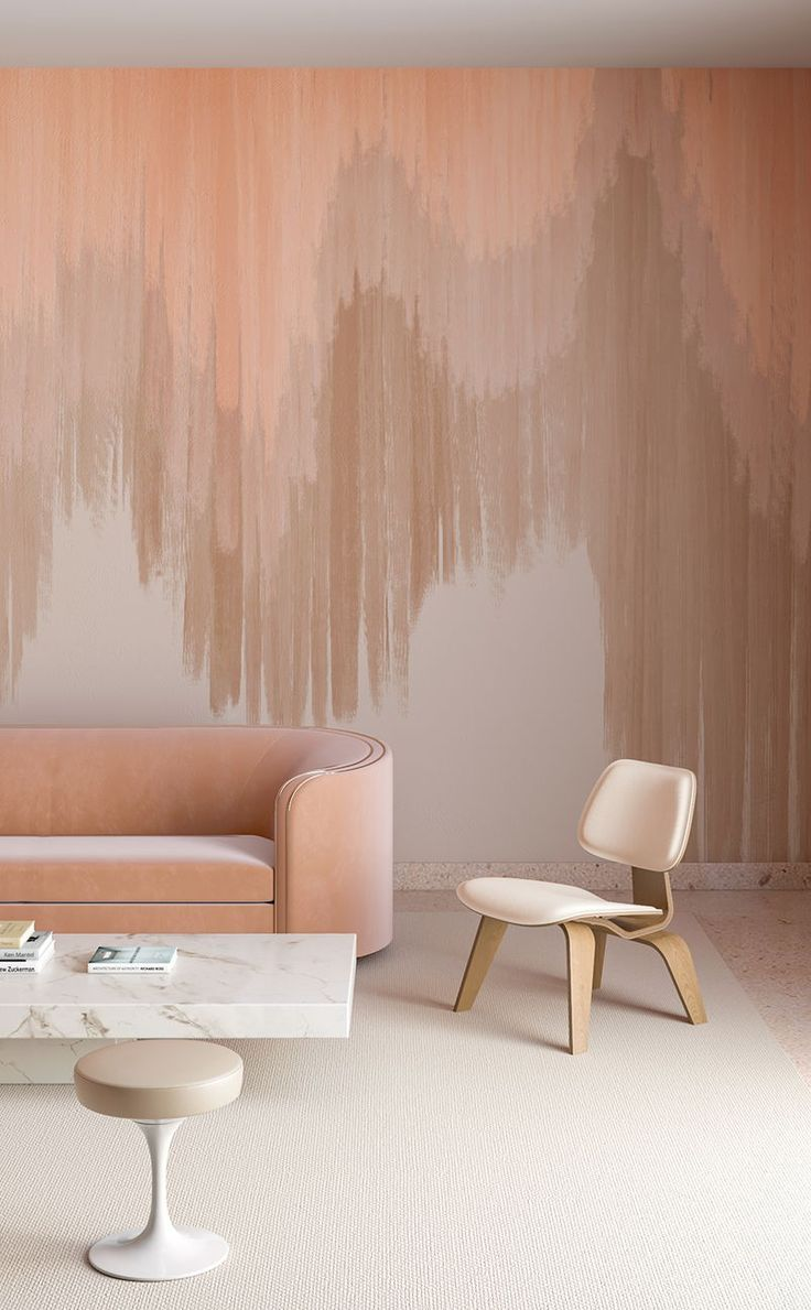 Modern Interior Design, Wallpaper & Removable Decals | drop it MODERN