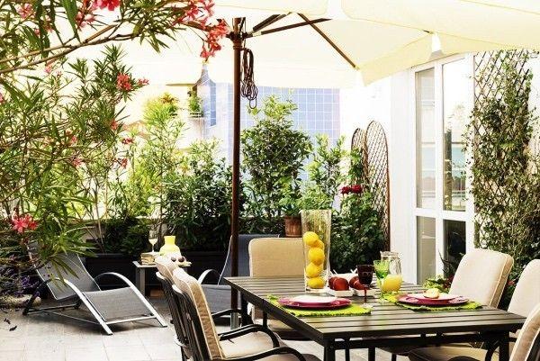 balkon dekorieren moderne dekoration dekor bepflanzen und tolles mit pflanzen stunning fliesen patio mbel weihnachtsdeko