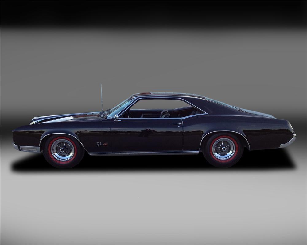 1967 buick riviera gs 2 door hardtop