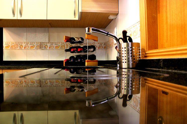 diseño de #cocinas Diseño de cocinas en Valdemoro tacto madera ...
