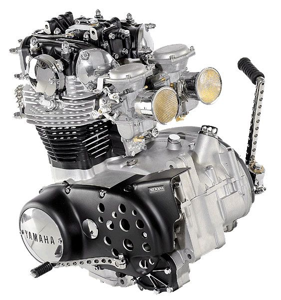 Engine Inspiration Thread Cafe Racer Motorcycle Yamaha Cafe Racer Engineering
