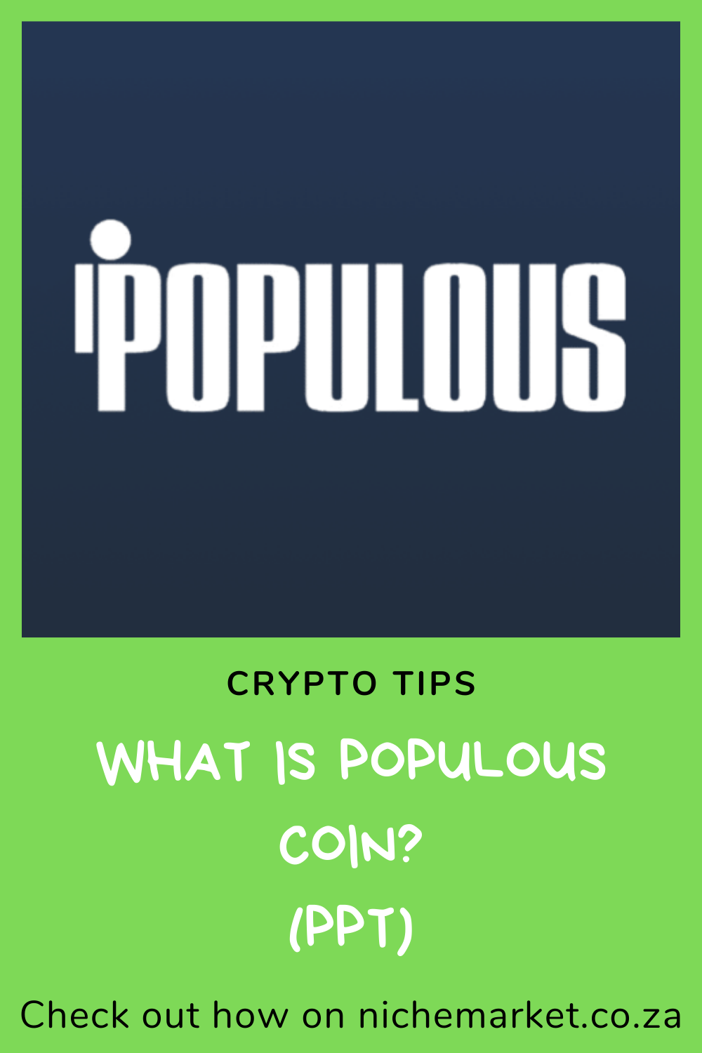 What Is Populous Coin Ppt In 2020 Blockchain Cryptocurrency Small And Medium Sized Enterprises Cryptocurrency