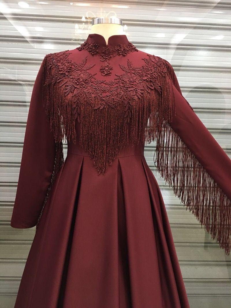 Tugba Yilmaz Adli Kullanicinin Kiyafet Panosundaki Pin 2020 Giyim Islami Giyim Elbise
