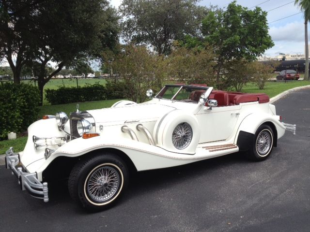 Our NEW Excalibur Convertible She Is Even More Beautiful