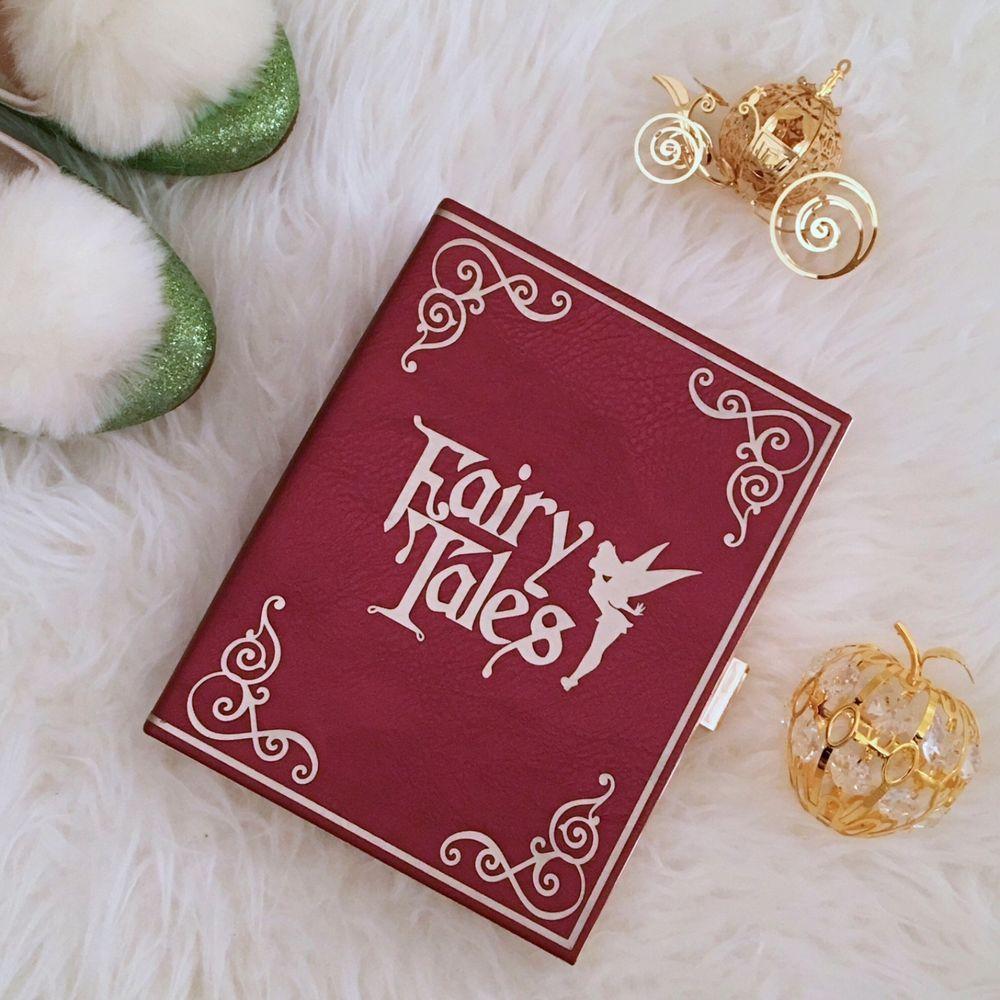 Or sleeping bags clothes pegs optional fairy lights optional - Primark Disney Fairy Tales Tinkerbell Book Novelty Retro Handbag Fashion Bag
