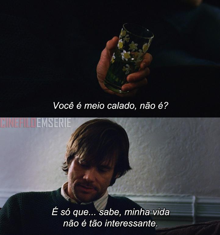 Brilho Eterno De Uma Mente Sem Lembranças 2004 Frases