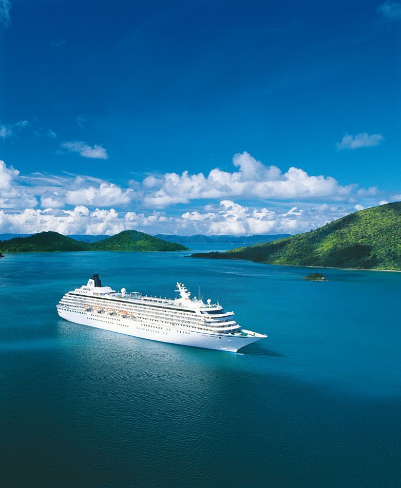 Cruise Ship For This Trip Crystal Symphony RCL Vision Of The - Symphony cruise ship south africa