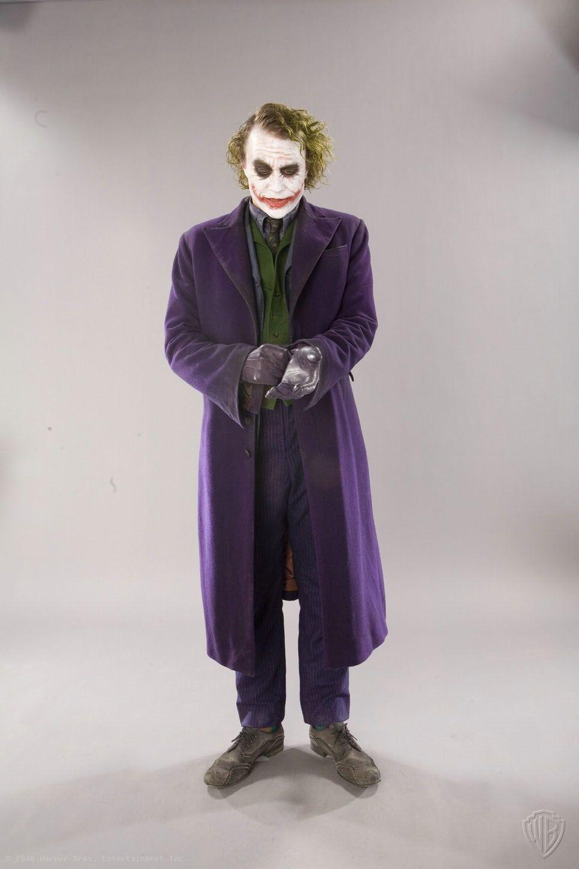 Heath Ledger S Joker Resurfaces In Dark Knight Photo