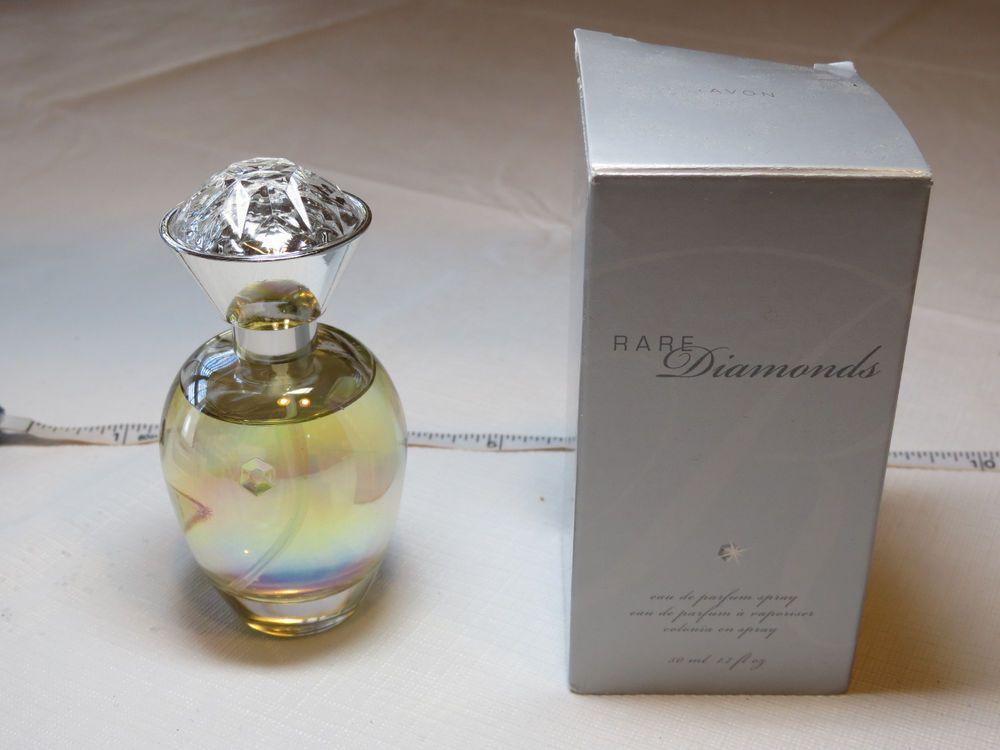 Avon Rare Diamonds 17 Fl Oz Perfume Spray Eau De Parfum Fragrance