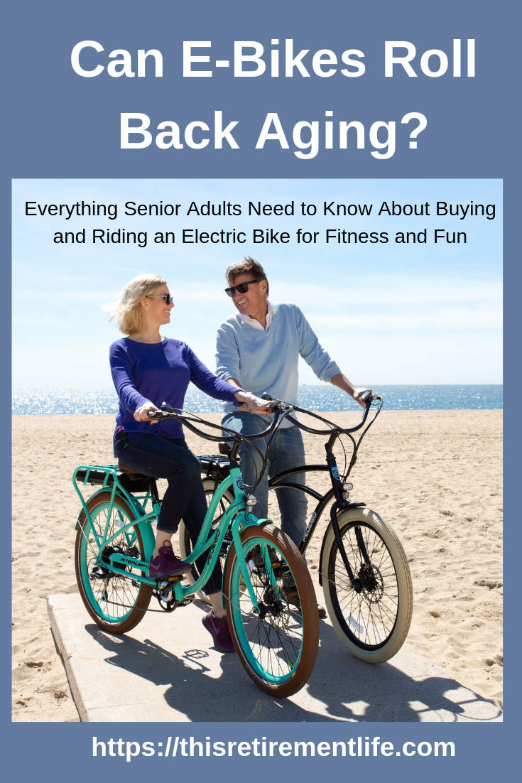 E Bikes Allow Seniors To Enjoy Cycling And Keep Fit Bike Keep