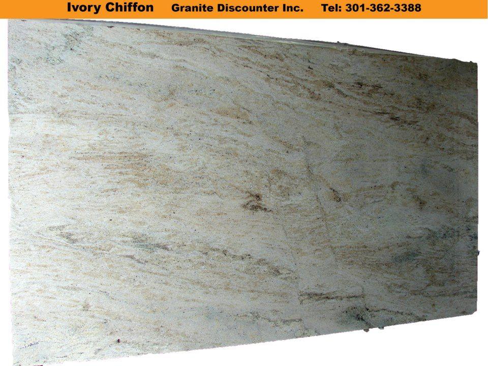 Granite Discounters   Ivory Chiffon