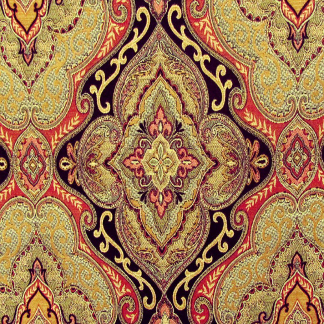 High End Chenille Designer Upholstery Fabric