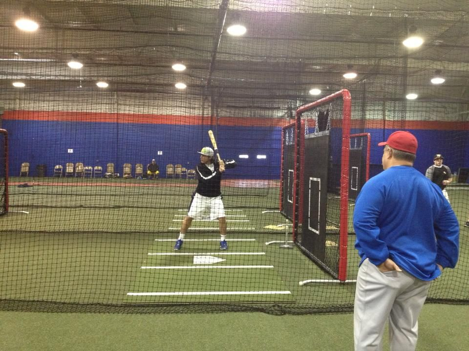 Welcome To Prospects Training Center Prospects Is A 20 000 Sq Feet Full Service Baseball And Softbal Softball Training Baseball Training Indoor Batting Cage