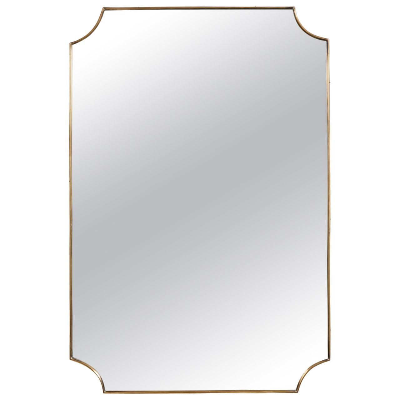 Popular 194 list modern rectangular wall mirror for Contemporary wall mirrors