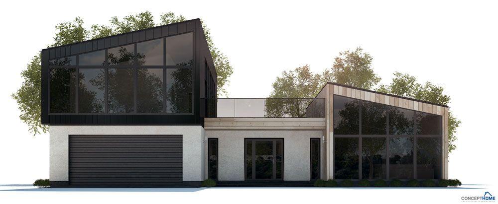 house design modern-house-ch285 1 Home Designs Pinterest