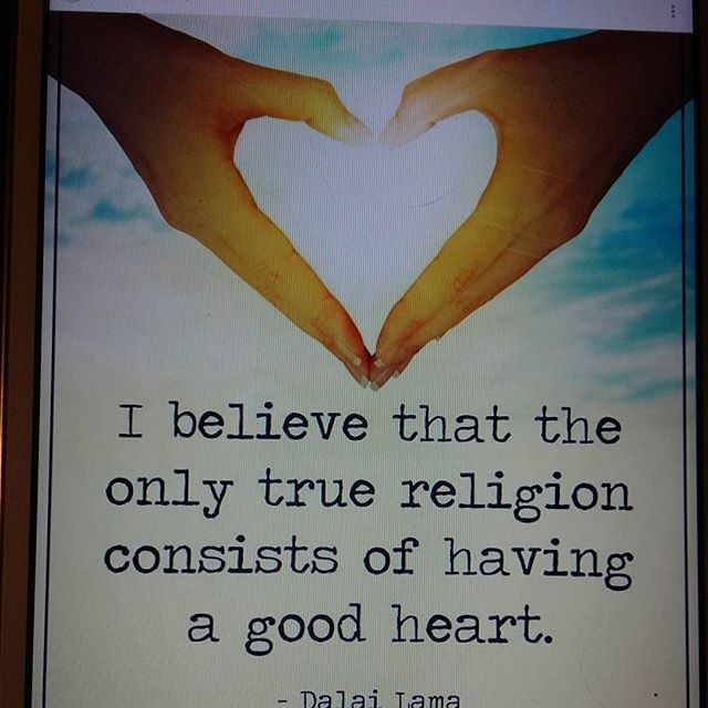 LIFE...GOOD Heart is Important. BE Kindness to All People. LOVe&ENJOY LIFE. Dalai Lama is WORLD Wise man. I FOLLOW&Recpect. SEE U. SMILE @dalailama #life #goodheart #good #heart #kidness #love #enjoy #style ☝❤☺