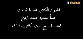 Image Result For حكم عن اصحاب المصلحة Quotes Poem Quotes Arabic Words