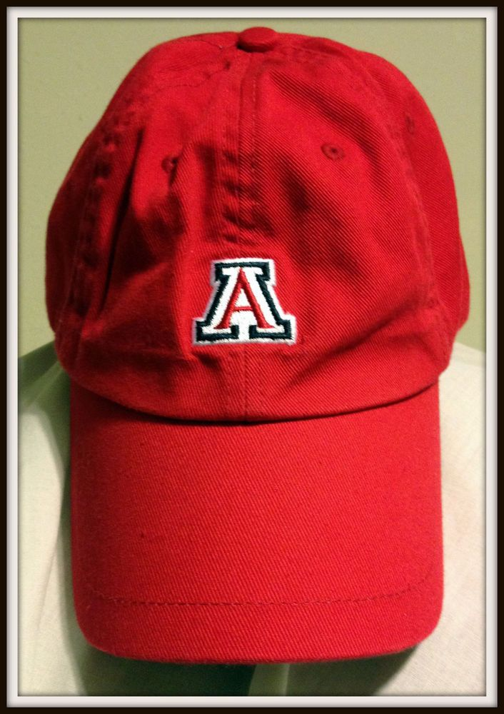 best cheap 6759e 7c1c8 ARIZONA WILDCATS NIKE EMBROIDERED ADULT ADJUSTABLE CAP HAT FREE SHIPPING   Nike  ArizonaWildcats Arizona Wildcats