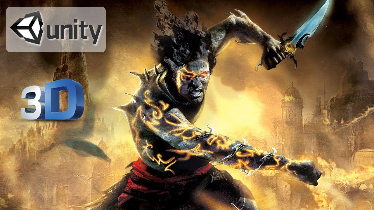 Unity 3D & 2D Games Development Tutorial from Beginners | CG