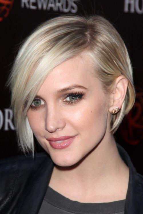 Ashlee Simpson Short Hair Google Search Hair Pinterest