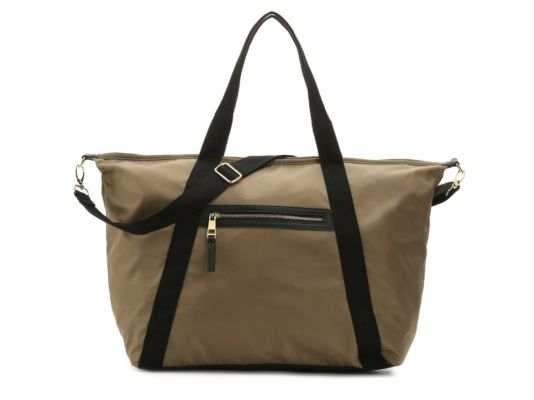 ceeb8c6816e Women s Madden Girl Katy Weekender Bag - Tan
