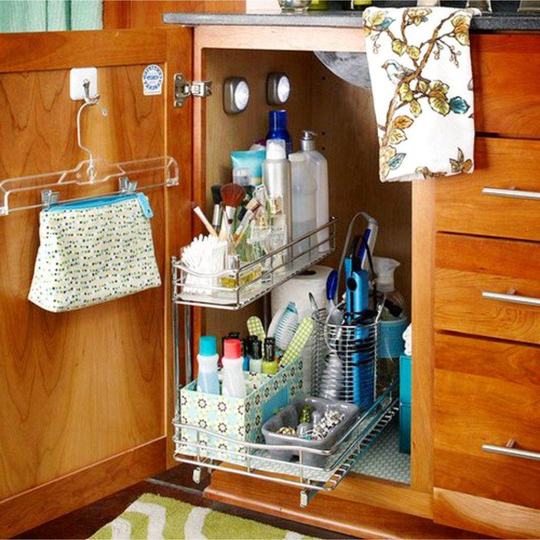 Storage Hacks How To Organize A Small House With No Storage Space Bedroom Organization Diy Small House Organization Closet Organization Cheap