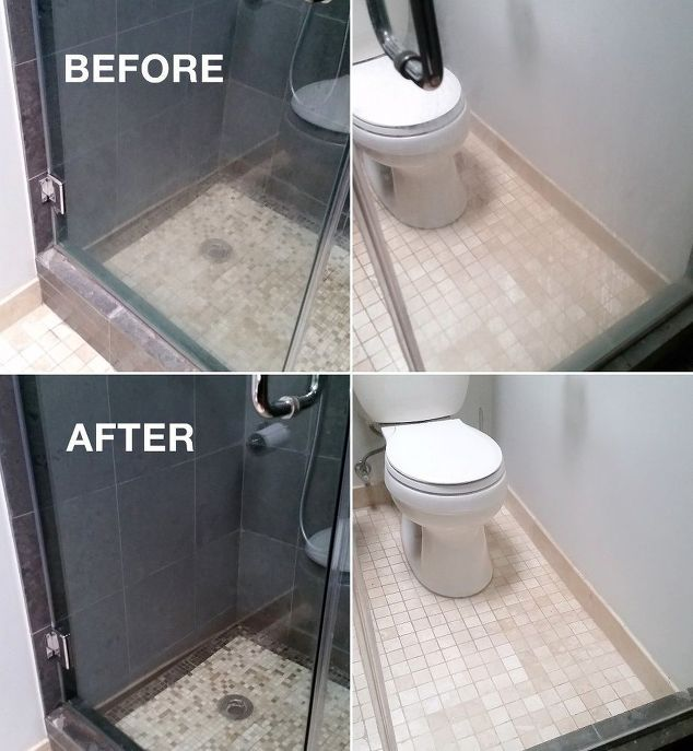 Remove soap scum from shower doors with 3 ingredients homemade 3 ingredient green diy soap scum remover for your glass shower doors bathroom ideas planetlyrics Choice Image