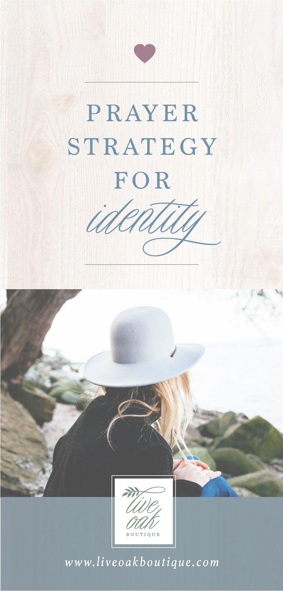Fervent: Prayer Strategy for Identity | Bible Christian Info