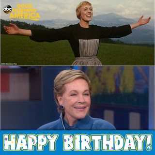 BLOG WITH FURY: BIRTHDAY OF THE MONTH: HAPPY 80TH BIRTHDAY TO JULI...