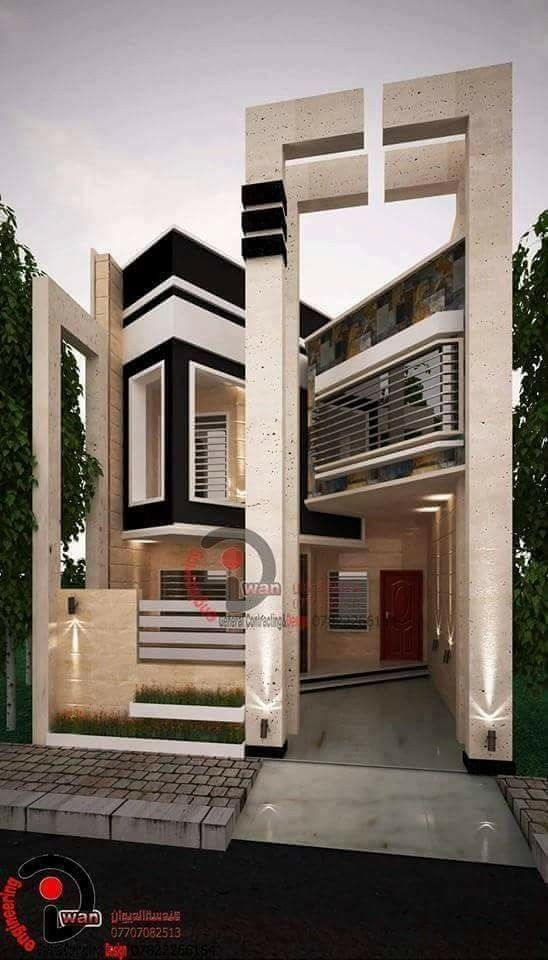 Modern house front view also pin by activity on design in pinterest rh