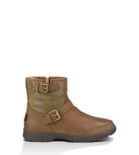 UGG Australia Women's Dawn Chestnut Leather Boot 8 M US UGG Australia  http://