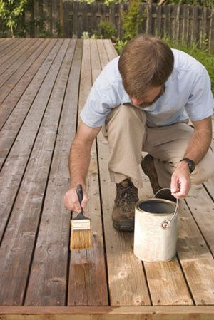 Four Common Deck Finishing Pitfalls Staining A Deck Takes Time And None Of Us Want To Do It More Often Than Necessa Staining Deck Deck Maintenance Wooden Decks