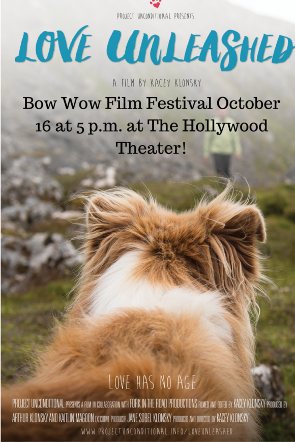 The Bow Wow Film Festival Comes To Portland On October 16 Film Festival Dog Movies Bow Wow