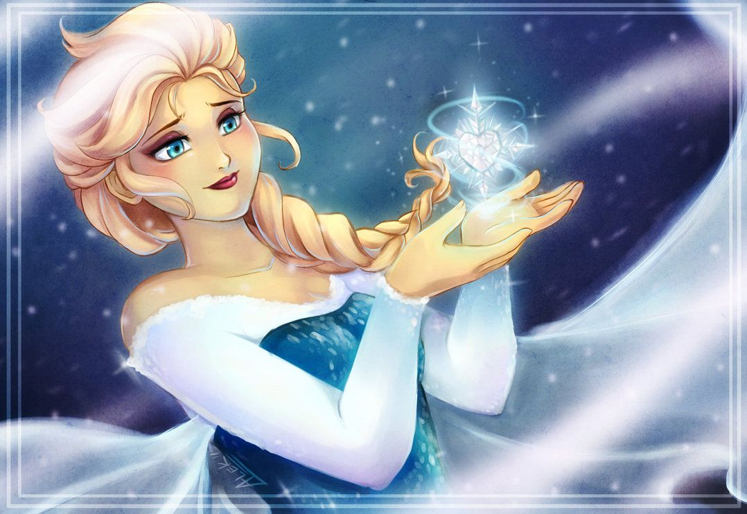 Frozen heart by Sincria on deviantART (With images