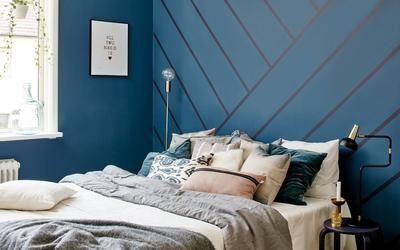 Nieuwe Slaapkamer Kleuren : Nieuwe kleuren voor in de slaapkamer? de kleurencombinaties van dit