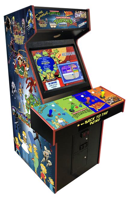 4 Player Multigame Arcade Game Arcade Games Retro Arcade Games Arcade Game Room
