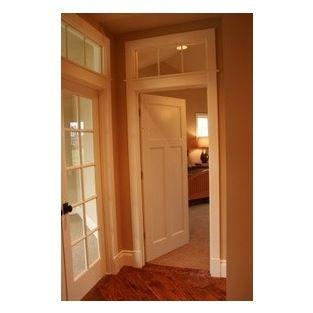 Craftsman Look For Interior Doors Authentic Craftsman Style Door Attributes Include Flat No Traditional Interior Doors Doors Interior Craftsman Style Doors