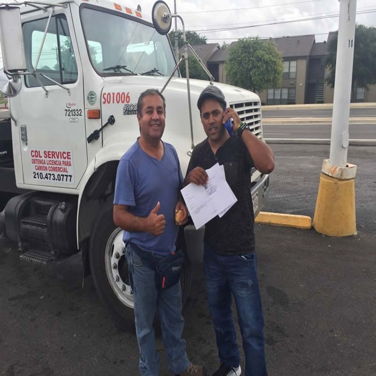how to get a cdl permit in texas