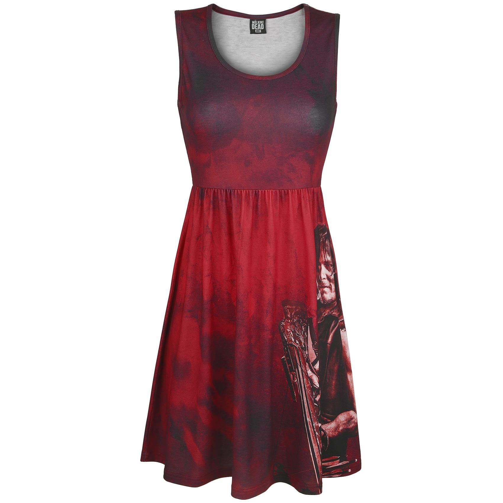 Daryl Dixon - Ready - Kurzes Kleid von The Walking Dead | Clothes ...