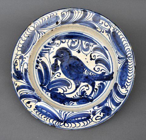 Ceramica Chinesca Talavera Y Puente Buscar Con Google Platos De Cerámica Cerámica De Talavera Cerámica Azul