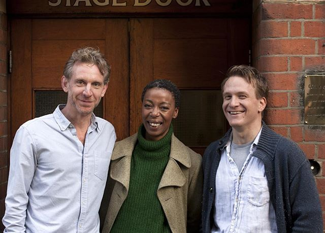 We Are Thrilled To Announce Jamie Parker Noma Dumezweni And Paul