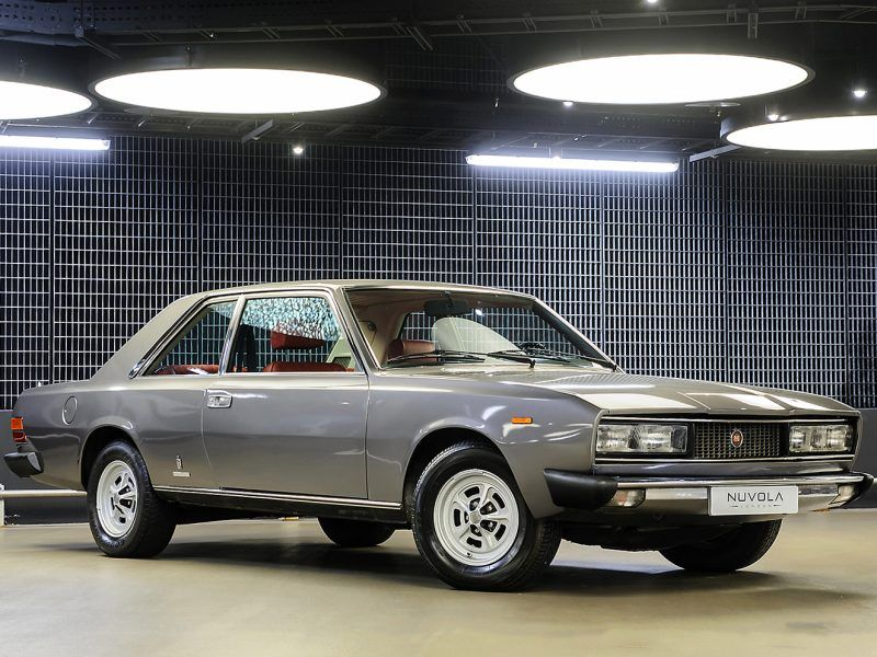 Fiat 130 Coupe 2dr Coupe Nuvola London Fiat Cars For Sale Car