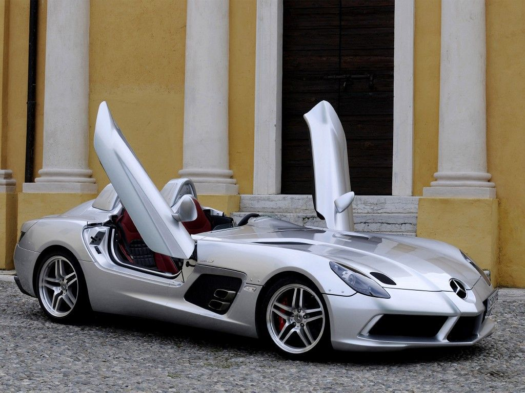 Mercedes Benz Slr Mclaren Stirling Moss For Sale In Miami If You