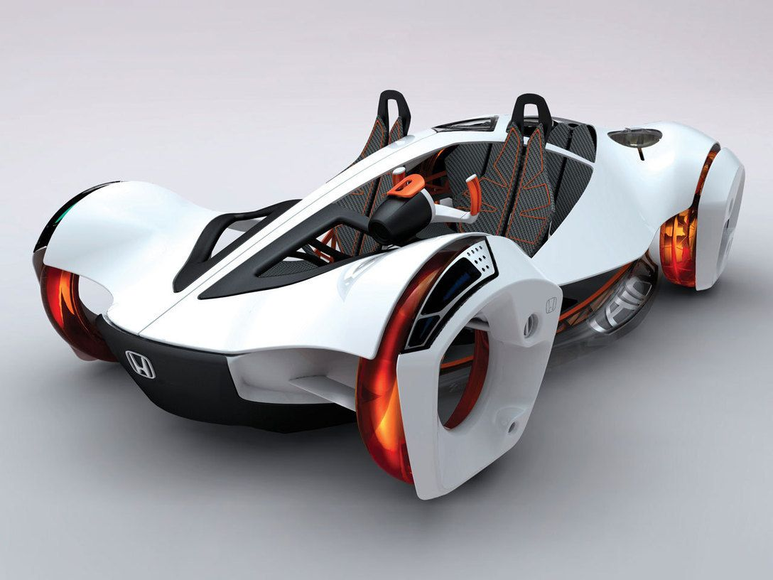 Future Technology Cars 2030