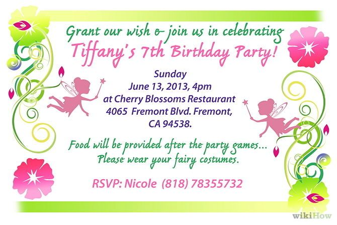 birthday invites - Google Search Birthday Invitations Pinterest - birthday invitation model