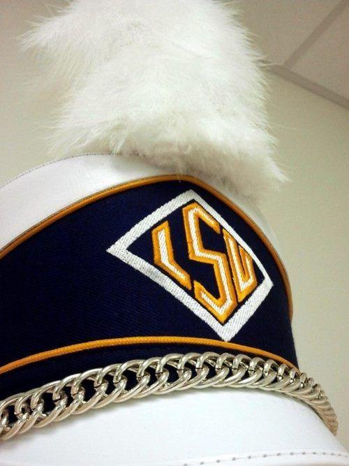Respect the hat. #LSU | Lsu tigers football, Lsu football ... Respect Hat Kid
