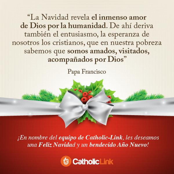 La Navidad Revela El Amor De Dios Por La Humanidad Papa