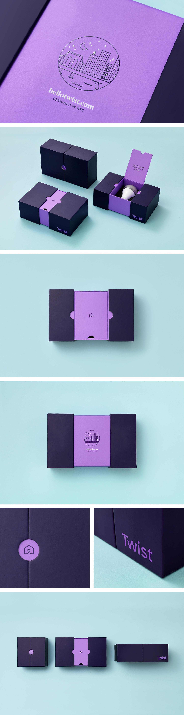 Twist Packaging by Communal Creative Co.