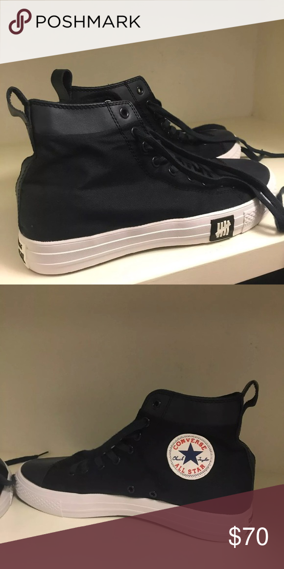 93d8f573a02f Undefeated x Adidas All Star II Collab Fashion brand Undefeated and  Converse collaborate on this sneaker. Never worn Shoes Sneakers